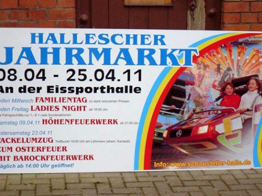 Banner & Schilder